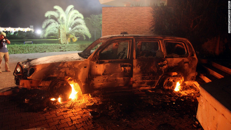 House report deflates Benghazi theories...