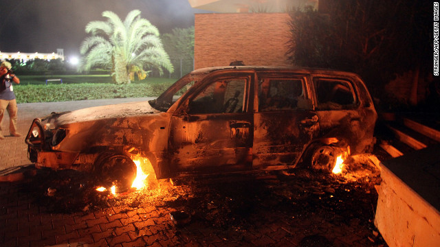 U.S. seeks to interview detained Egyptian jihadist in Benghazi probe