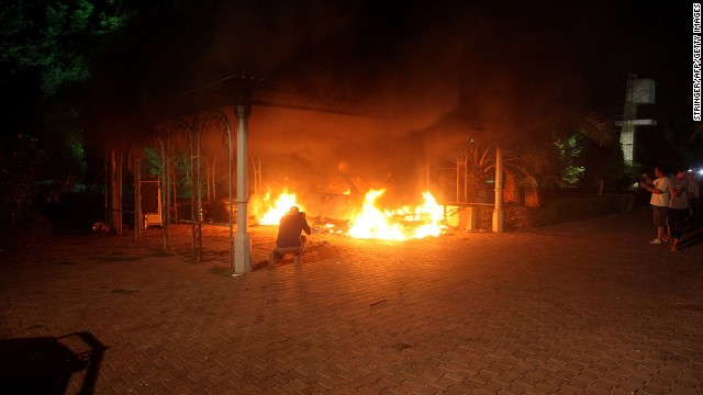 "Military chief disputes ""stand down"" claim on Benghazi"