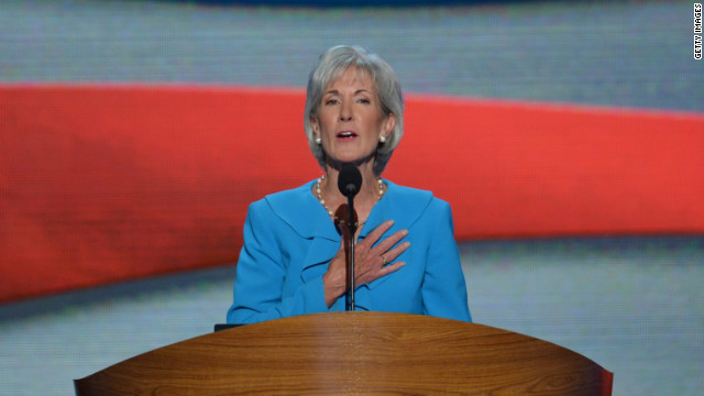 Republican senators hit Sebelius on Obamacare fundraising