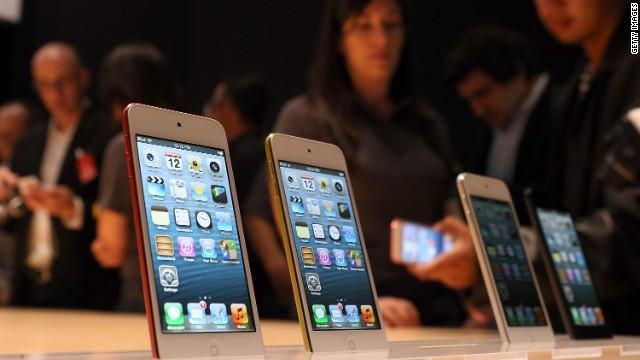 Los pedidos en línea del nuevo iPhone 5 se agotan en menos de una hora
