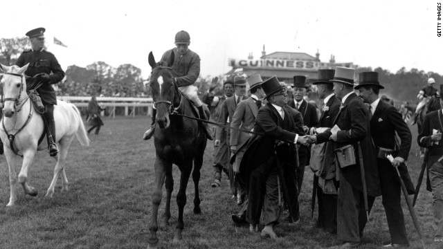 Bahram won the Triple Crown 35 years before Nijinksy. Nowadays, very few horses even attempt the Triple Crown due to the extreme versatility required to win races ranging from one mile to one-and-three-quarter miles.<br/><br/>