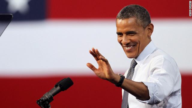 """Obama aprovecha """"tropiezo"""" de Romney para ganar terreno en las encuestas"""
