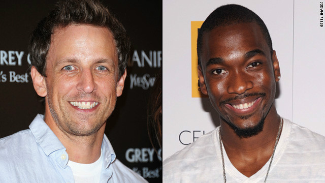 Seth Meyers on Jay Pharoah's new 'SNL' role