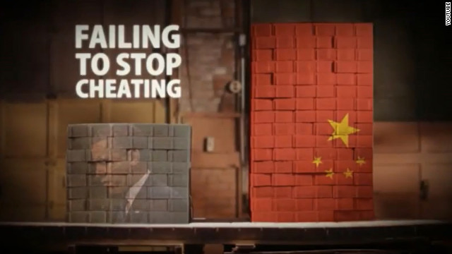 Romney ad hits Obama on China policy