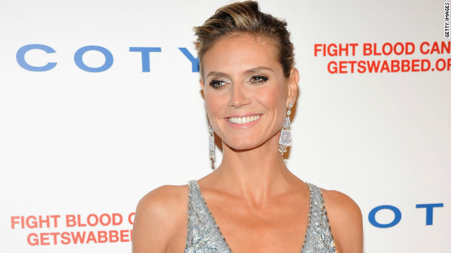 Heidi Klum's dating the bodyguard: He's a great man