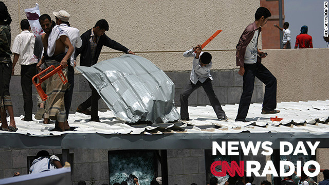 CNN Radio News Day: September 13, 2012