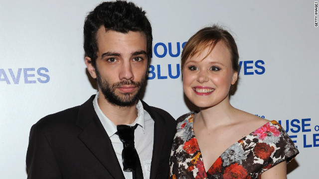 Alison Pill's fiance on topless tweet