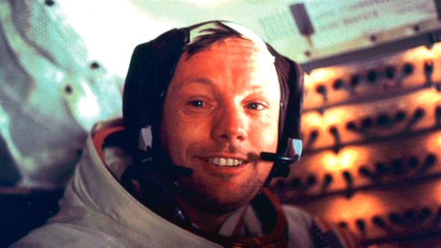 Las palabras de Armstrong en la Luna podrían haber sido malinterpretadas