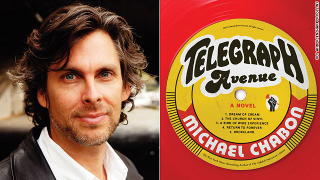 Michael Chabon's highly anticipated new novel, 