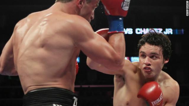 El Consejo Mundial de Boxeo multa a Chávez Jr. por dopaje en pelea