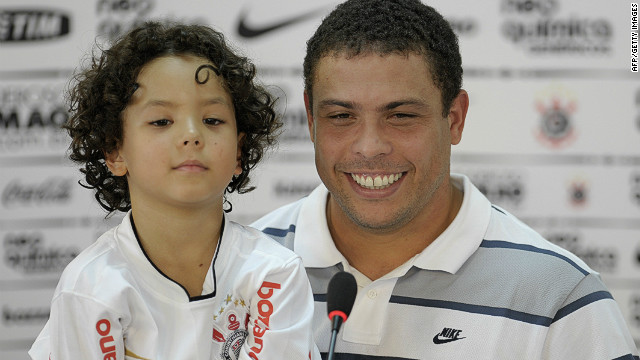 After a year with AC Milan and two with Corinthians in his native Brazil, Ronaldo announced his retirement from football in February 2011. In addition to his injuries, Ronaldo was also suffering with a thyroid problem which made it difficult for him to control his weight.