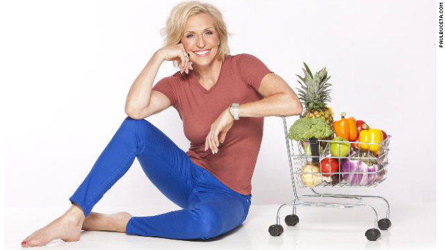 Fitness expert Tosca Reno says eating clean has helped her maintain strength after the loss of her husband.