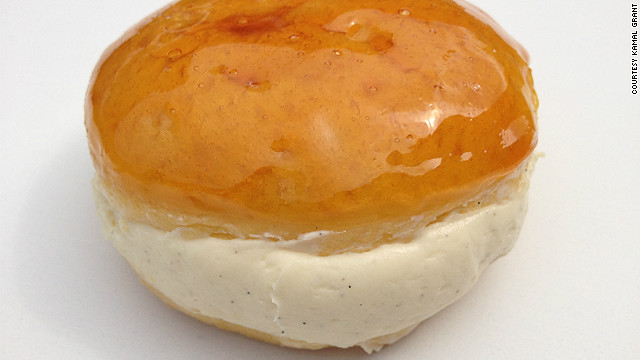 National cream-filled doughnut day