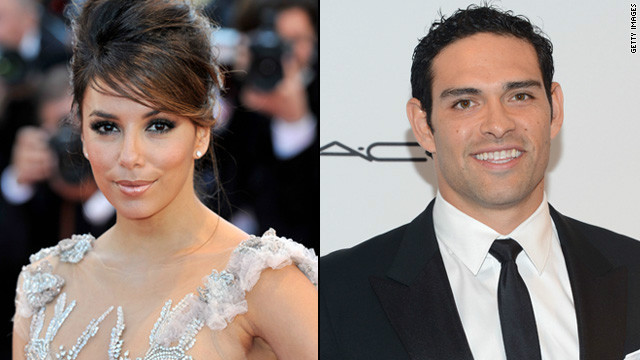 Eva Longoria has a new man in her life