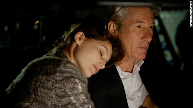 Laetitia Casta and Richard Gere star in