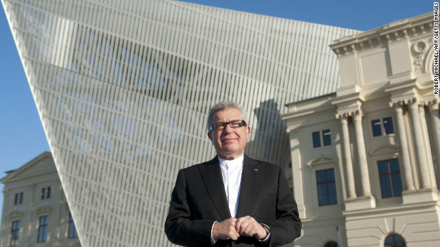 """Some people think that architecture is like a butterfly -- it can just fly around, it's lightweight, it can do whatever it wants. I think it's more like an elephant: You can dress an elephant in funny clothing and make funny gestures but it's a serious enterprise. It's not something you can fool around with,"" says Libeskind."