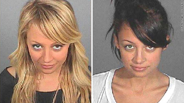 Nicole Richie was sentenced to four days in jail for DUI in August 2007. She spent 82 minutes in custody.