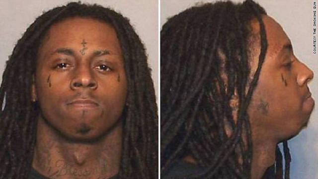 "Wayne ""Lil Wayne"" Carter was booked on drug charges in Arizona in 2008 and sentenced to a year in prison."