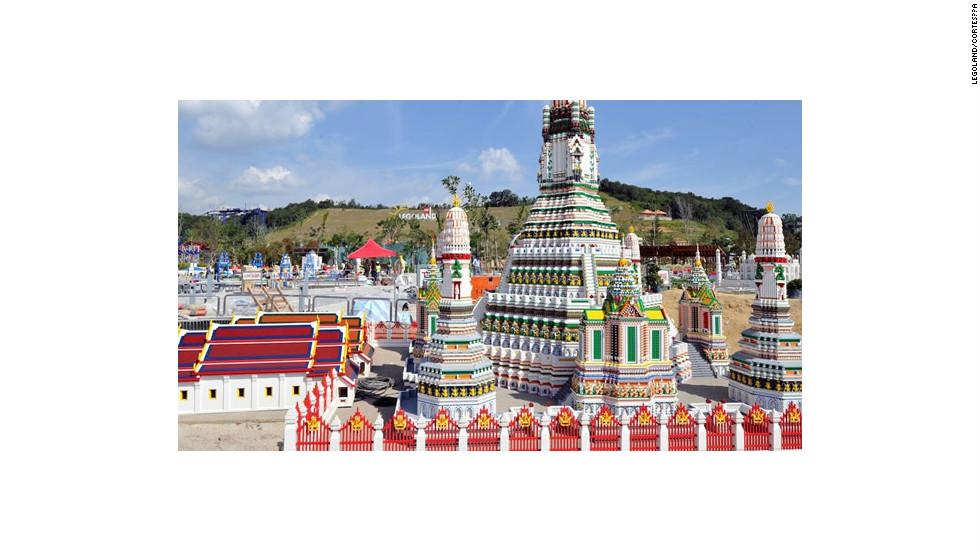 Así es el primer Legoland de Asia