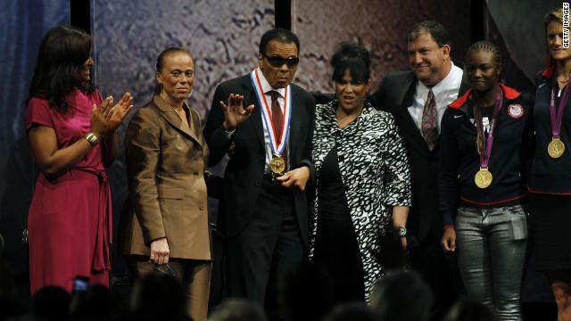 """Muhammad Ali, """"campeón de la libertad"""""""