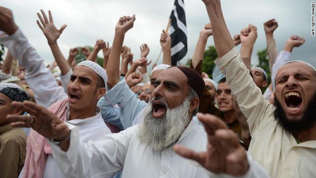 Las protestas contra embajadas de EE.UU. en Medio Oriente cumplen una semana