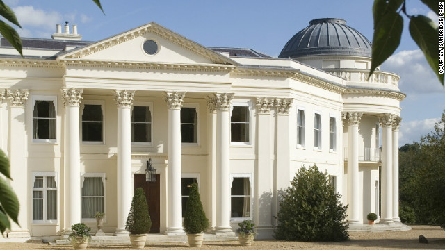 A &lt;a href='http://www.sundridgepark.com/'&gt;grand and imposing mansion&lt;/a&gt; built by Regency-era architect John Nash in 1797. Private homes, workplaces, government buildings, historical sites, educational establishments and many others -- most of which are not otherwise open to the public -- allowed locals and tourists alike a rare glimpse into their interiors. 