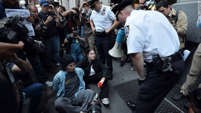 FBI considered Occupy movement potential threat, documents say