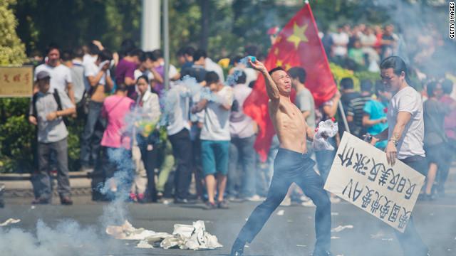 Panasonic suspende operaciones en China por protestas antijaponesas