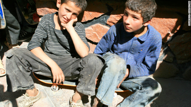 Mohammad Eeza (pictured on the left) was just 13 when he was killed. The &lt;a href='http://www.skateistan.org/blog/tragic-loss' target='_blank'&gt;Skateistan website &lt;/a&gt;says his teachers will remember him as an enthusiastic and keen young student.