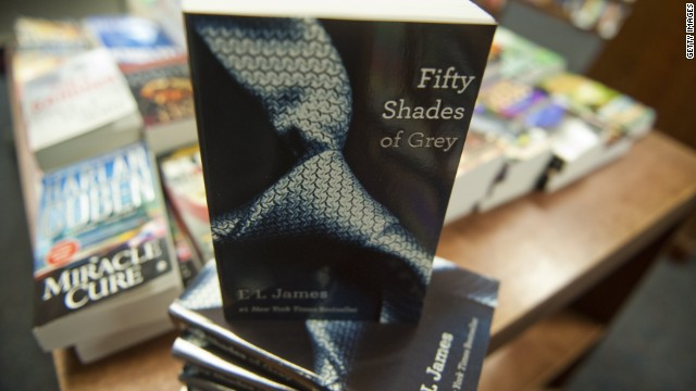 """Fifty Shades of Grey"" and its two sequels may have been formally released in 2011, but all three dominated the best-seller lists in 2012, inspiring parodies, an album of classical music and talk of a film adaptation."