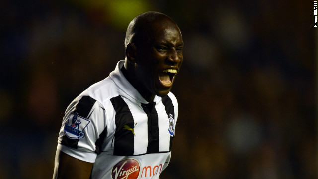 Whether striker Demba Ba will be playing for Newcastle after January has been the subject of intense speculation. The Senegal international is in talks with Chelsea after the London side triggered a 7 million ($11 million) release clause in his contract which became active again on January 1. It is &quot;even (money) whether he'll stay or go,&quot; said Newcastle manager Alan Pardew.