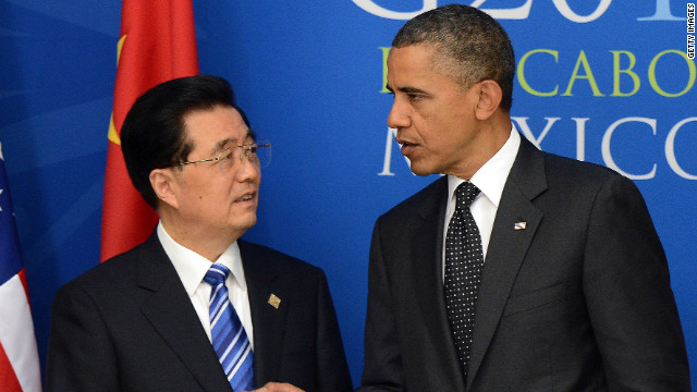 Obama hits China with trade complaint
