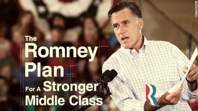 Romney ads focus back on economy
