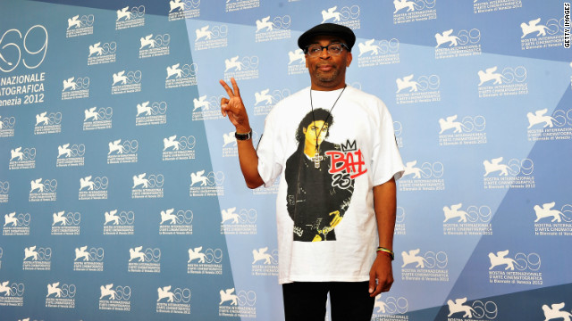 Spike Lee gets handsome support from famous director