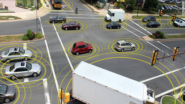 An engineering group says 75% of cars with be autonomous by 2040.