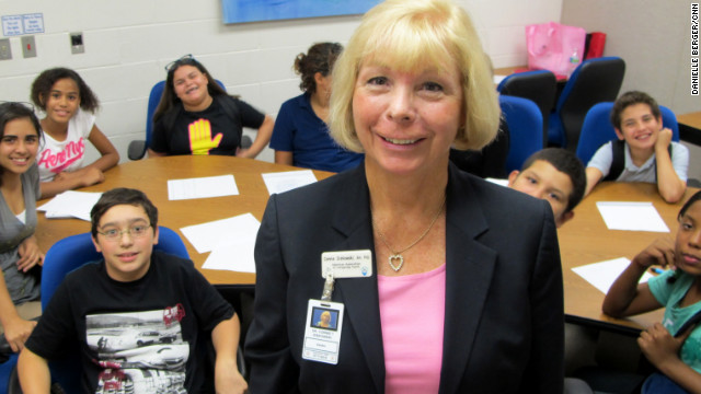 "Connie Siskowski is helping young people who have to take care of an ill, disabled or aging family member. Since 2006, her nonprofit has provided assistance to more than 550 young caregivers in Palm Beach County, Florida. ""I can only believe that when more people understand about this precious population, they, too, will want to recognize and support them,"" Siskowski said. ""These children suffer silently behind closed doors."" See more photos of Connie Siskowski"