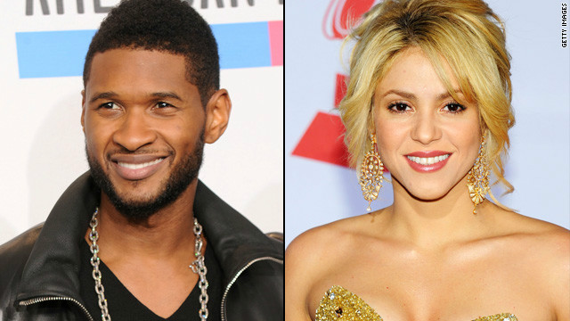 Usher, Shakira to join 'The Voice' in the spring