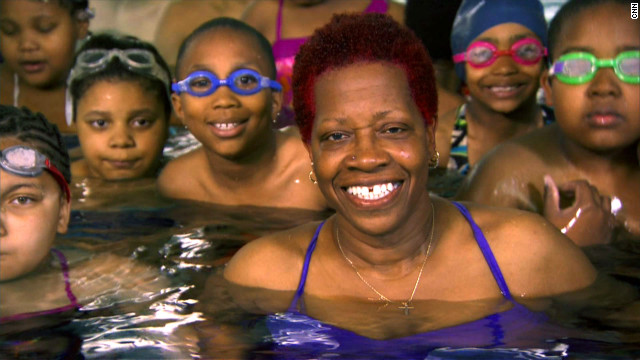 "Wanda Butts lost her son in a drowning accident six years ago. In his memory, <a href='http://www.cnn.com/2012/05/10/us/cnnheroes-butts-josh-project/index.html'>she started the Josh Project</a>, a nonprofit that taught nearly 1,200 children -- most of them minorities -- how to swim. ""I started the Josh Project to keep other mothers from having to suffer such unforgettable loss,"" she said. <a href='http://www.cnn.com/2012/11/26/us/gallery/heroes-butts/index.html' target='_blank'>See more photos of Wanda Butts</a>"