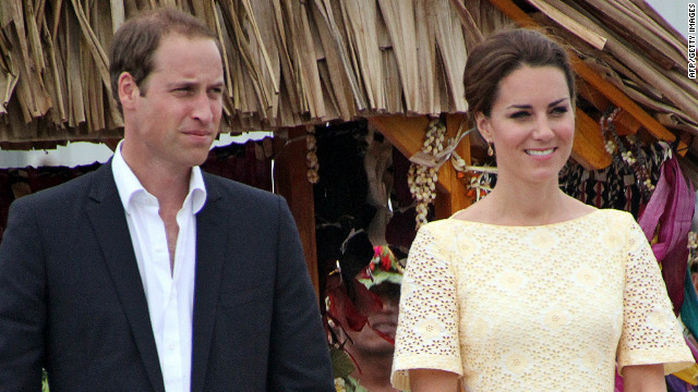 UK police investigate guard's gunfire outside William and Kate's home