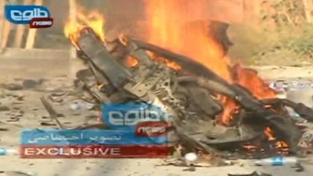 12 muertos en un ataque suicida en Afganistán durante una protesta
