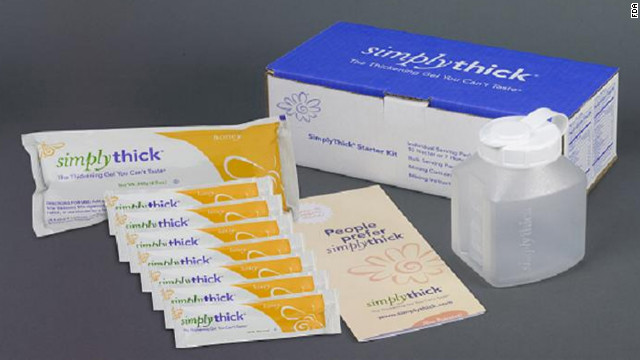 SimplyThick a risk to all infants, FDA cautions