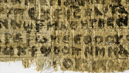 New doubts about 'Gospel of Jesus' Wife'