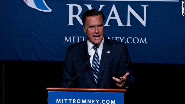 Romney sticks by his '47%' remarks, hits back