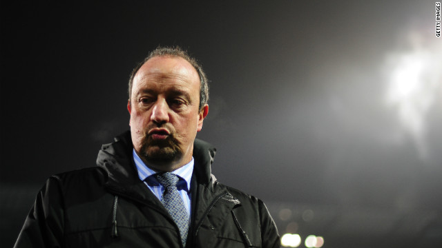 Rafael Benitez will take immediate charge of Chelsea after the sacking of Roberto Di Matteo. 