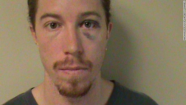 El medallista olímpico Shaun White es arrestado por vandalismo en EE.UU.