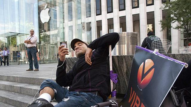 Este viernes se espera una demanda masiva del iPhone 5