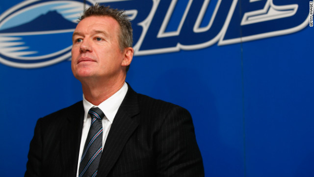 Former New Zealand rugby international John Kirwan spoke in detail about his battle with depression in the book &quot;All Blacks Don't Cry&quot;. He is actively involved with mental health campaigns in his homeland.