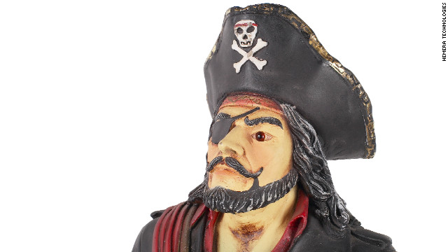 Arrrrren't you going to celebrate International Talk Like a Pirate Day with a rum cocktail?