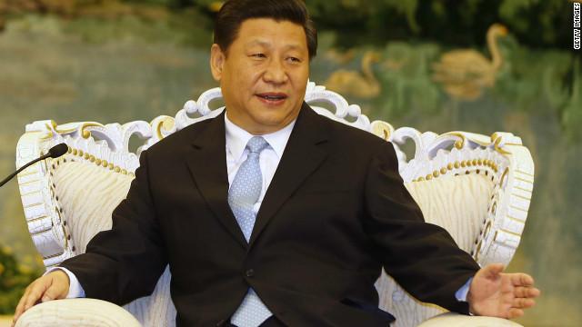 Xi Jinping, el nuevo y misterioso líder chino